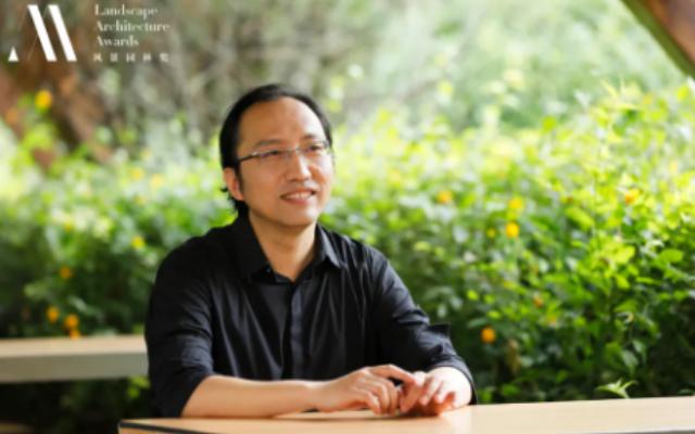 2021 LA风景园林奖系列采访   《风景园林》杂志主编郑曦教授